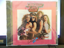 Danger Kitty Original Steel Panther CD Love Rocket Sealed Discover Card Rare