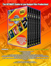 NEW Cinemaker 6 DVD Set: Charles Band, Roger Corman, Lloyd Kaufman, Carpenter