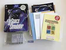 Microsoft Space Simulator - PC Big Box - FR - Avec Notice