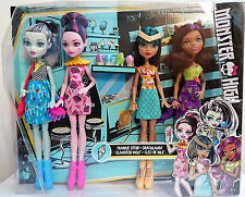 Monster High | Ice Scream Ghouls | 4 Dolls