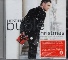MICHAEL BUBLE - CHRISTMAS - DELUXE SPECIAL EDITION    *NEW & SEALED CD ALBUM* 2
