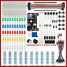 Electronic Fans Bundle Learning Kit W Breadboard Cable Resistor Capacitor LED Po