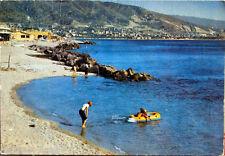 1970 GALLICO Riviera della Zagara Lungomare Bar Ristorante a mare-Ed.Grajel