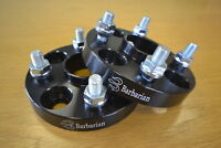 Mazda MX5 Mk1 or Mk2 Hubcentric Wheel Spacers 4 x 100, 20mm Thick
