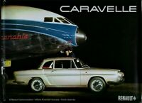 PLAQUE METAL vintage  RENAULT CARAVELLE - 40 x 30 cm