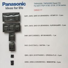 REPAIR KIT PANASONIC TNPA5335,TNPA5330 SC 12pcs for 42,46,50,55in VT30,GT30,ST30