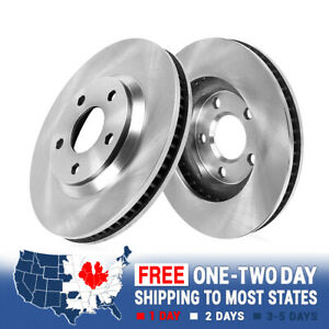 For 2015 - 2016 Chevrolet Trax Front Brake Disc Rotors