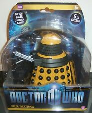 Dr Who Jaune Dalek: The Eternal NEUF 2010 Wave 1 action figure 11th Docteur