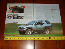 Isuzu Vehicross Original 1999 Article