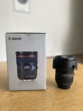 Canon EF 24-70mm f/2.8 L II USM Lens Black