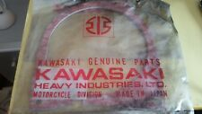 Genuine Kawasaki GUARNIZIONE sinistra Statore Coperchio 14045-022 11060-1400 H S 1 2 3 KH