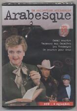 NEUF ARABESQUE DVD 35 LA COLLECTION OFFICIELLE  4 EPISODES SERIE TV SOUS BLISTER