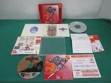 SEGA Dreamcast -- GRANDIA 2 SPECIAL PACKAGE -- JAPAN. GAME. Work. 30763