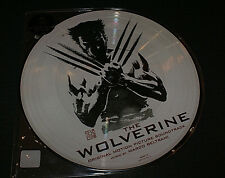 The Wolverine Original Soundtrack Vinyl DLP Picture Disc New Hot Topic Exclusive