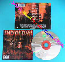 CD End Of Days(Music From And Inspired By The Motion Picture) 490 508 2 (OST1)