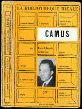 Jean-Claude Brisville : CAMUS, La Bibliothèque Idéale nrf - 1961. Albert