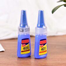 New Loctite 401 Instant Adhesive 20g Bottle Stronger Super glue Multi-Purpose