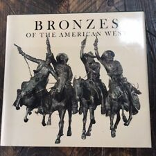 Bronzes of the American West by Patricia Janis Broder Hardcover 0