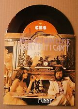 """7"""" Jacques Van Eijck Sorry But I Can't Holland 1979 Cbs"""