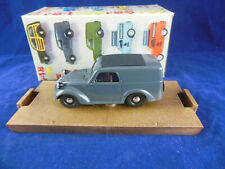 Brumm R50 Fiat 500 Commercial Van in Grey  1:43 Scale