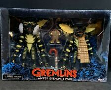 "NECA Gremlins 7"" Action Figure Christmas Carol 2-Pack Set No.2"