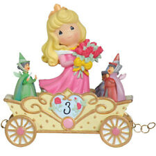 Precious Moments Disney Birthday Parade Age 3 Princess Aurora 104405