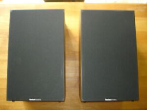 SET of Two (2) BOSTON ACOUSTICS A40 Speakers / Sound Great Nice Condition
