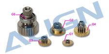 Align DS525 Digital Servo Gear Set (HSP52501) For DS525M