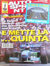 Autosprint 24 1994 Superturismo lotta Alfa Romeo BMW