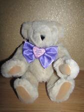 "Authentic Vermont Teddy Bear 16"""