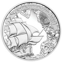 2020 Voyage of Discovery - Endeavour 1770-2020 1oz .9999 Silver Proof Coin - PM