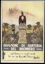 1930 - Divisione Fanteria del Brennero