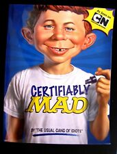 MAD MAGAZINE, CERTIFIABLY MAD FIRST EDITION (SEE ITEM DESCRIPTION)