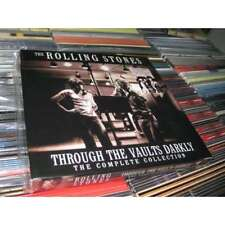 The Rolling Stones 9LP Through the vaults darkly the complete collection colour