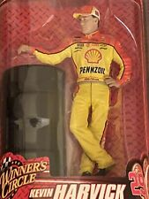 "PENNZOIL Kevin Harvick #29 Nascar 6""in Action Figure 2008 Winners Circle"