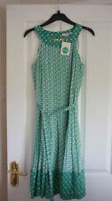 Boden Viscose Geometric Dresses Midi