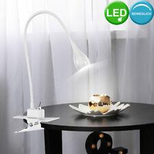 Diseño LED Mesa Pinza Iluminación Dormitorio Flexo Lámpara de Lectura Orientable