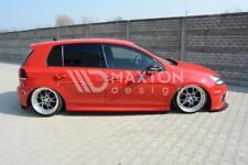 BODY KIT MINIGONNE DIFFUSORI RACING LAMA SOTTO PORTA VW GOLF VI MK6 GTI R20 35TH