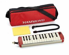 NEW HAMMOND S-27H Keyboard Harmonica High Tone Soprano Model Pick-Up 27 Key