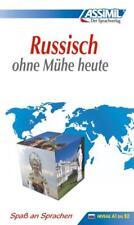 ASSiMiL Russisch ohne Mühe heute von Vladimir Matchabelli und Vladimir Dronov (2015, Gebundene Ausgabe)