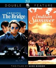 Crossing the Bridge / Indian Summer (Double Feature) [Blu-ray] DVD, David Schwim
