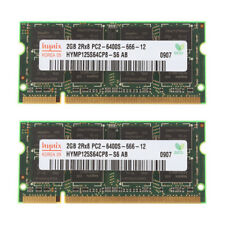 OEM US For hynix 2Rx8 PC2-6400s 666-12 Laptop Memory RAM/DDR2 800MHz 2GB 4GB 8GB