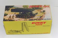 Dinky Reproduction Box 883 Char AMX poseur de pont-French DINKY repro