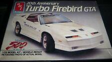 AMT 6932 20th Anniversary Pontiac Turbo Firebird GTA Indy Pace 1/25 McM KIT NIB