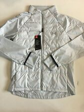 Under Armour New Run Insulate Hybrid Jacket Women's Small 1355812 MSRP $100