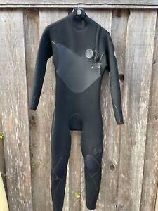Rip Curl Men wetsuit 4/3 E5 Flash Bomb size L