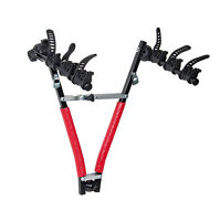 Tow Bar /Hook Universal 3 Bike Cycle Carrier Universal Rack Fitting Rear Mounted
