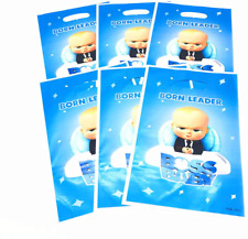 70.8 x 42.5 Inch boss Baby Party Supplies boss Baby Party Table Cover NB 2PC boss Baby Themed Birthday Party Tablecloth