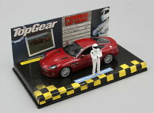 Minichamps 1:43 Aston Martin Vanquish S  Top Gear 2004 red