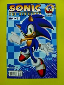 Sonic the Hedgehog #239 - Greg Horn Cover - VF - Archie Comics